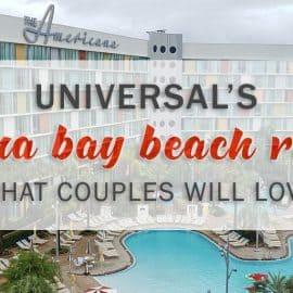 Universal's Cabana Bay Beach Resort - What Couples Will Love - #Universal #Orlando #Florida #Resort