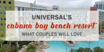 Universal's Cabana Bay Beach Resort - What Couples Will Love - #Universal #Orlando #Florida #Resort