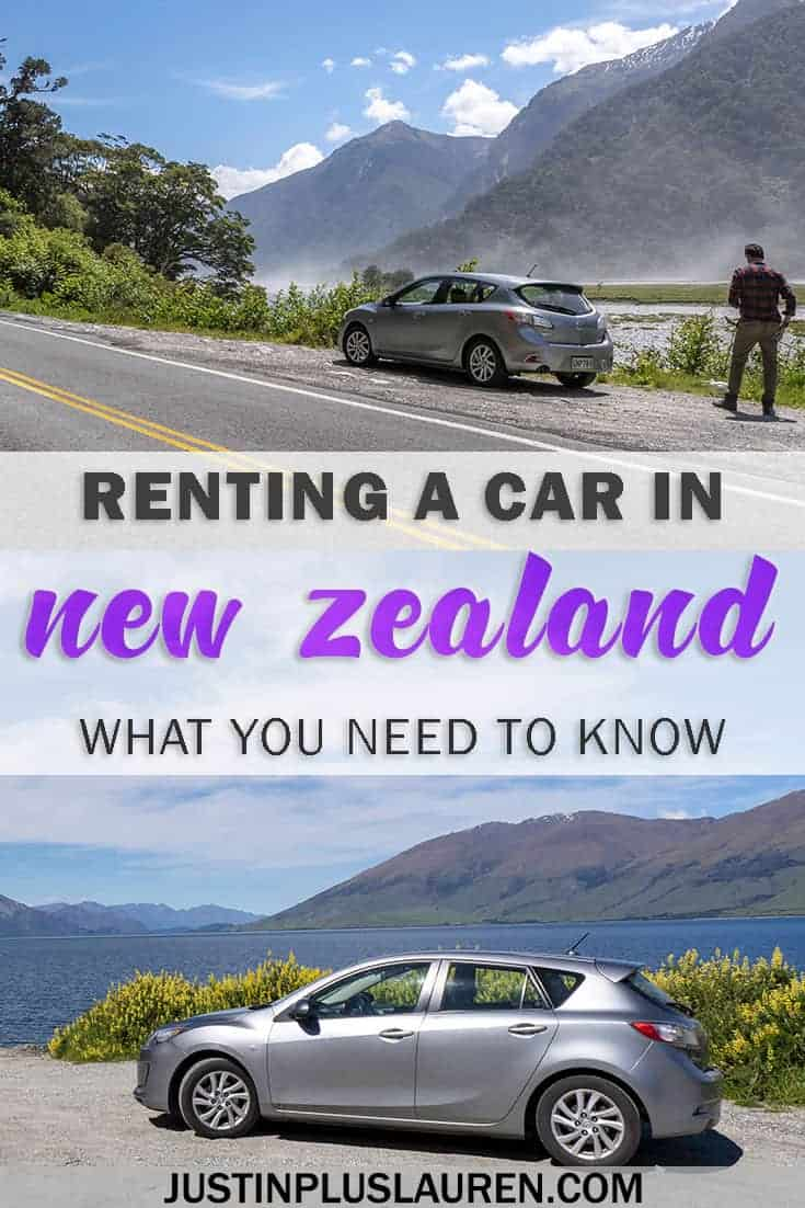 Important Tips to Know When You Rent a Car in New Zealand: New Zealand Road Trip Guide