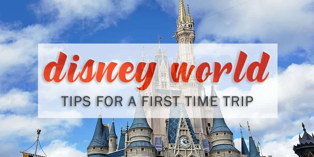 Disney World Must Do: Valuable Tips for a First Disney Trip