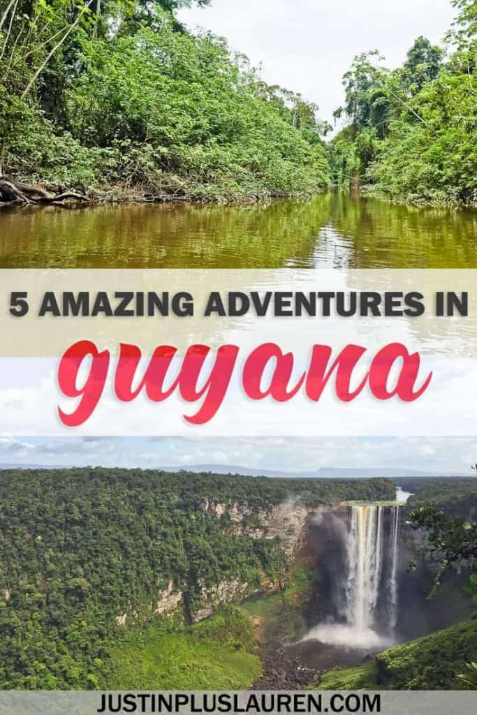 Incredible Adventures Await in Guyana South America - 5 Amazing Adventure in Guyana - Things to do in Guyana
