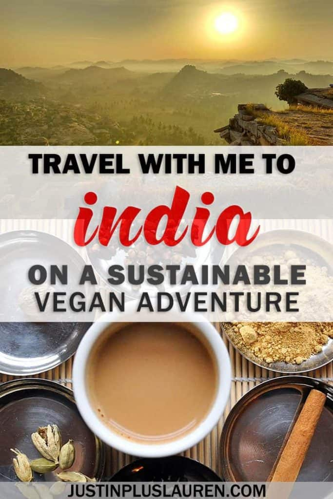 Come along with me on an incredible adventure to South India! We'll be focusing on sustainable travel, responsible tourism, and vegan travel! #India #SouthIndia #VeganTravel #Vegan #Tour #Sustainable #Conscious #Ethical #Responsible #Culture #History #Foodie