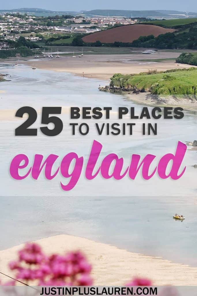 25 Places to Visit in England: The Most Beautiful Places in England