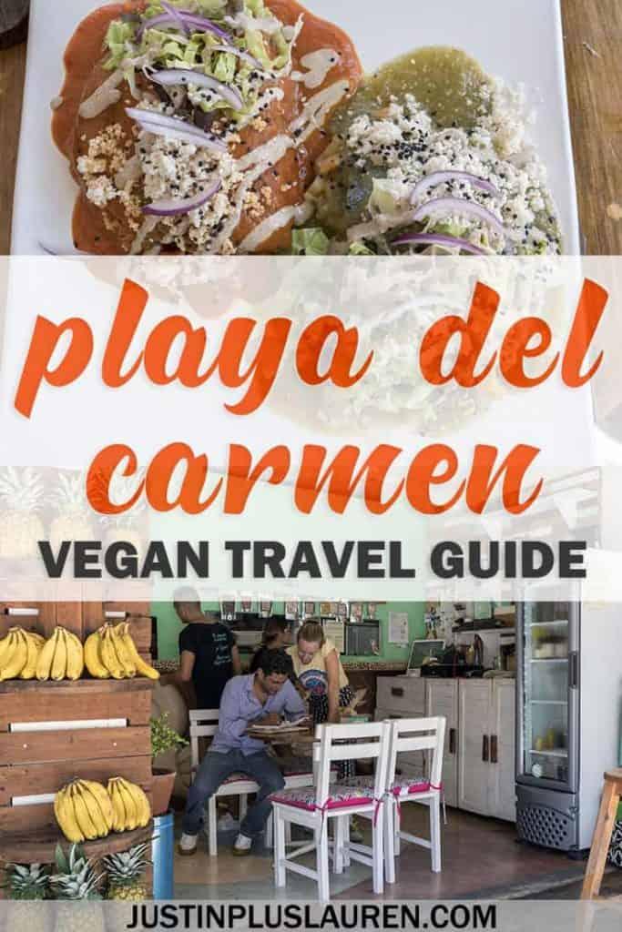 Vegan Playa Del Carmen: Mouthwatering Playa Del Carmen Restaurants You'll Love #PlayaDelCarmen #Mexico #Vegan #Vegetarian #Restaurants