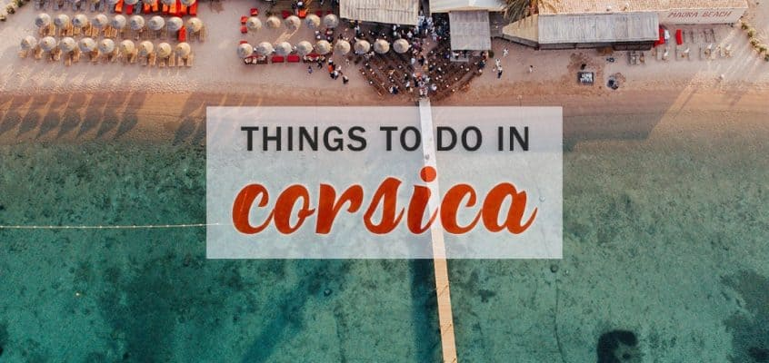 Top Things to Do in Corsica for Adventure Seekers