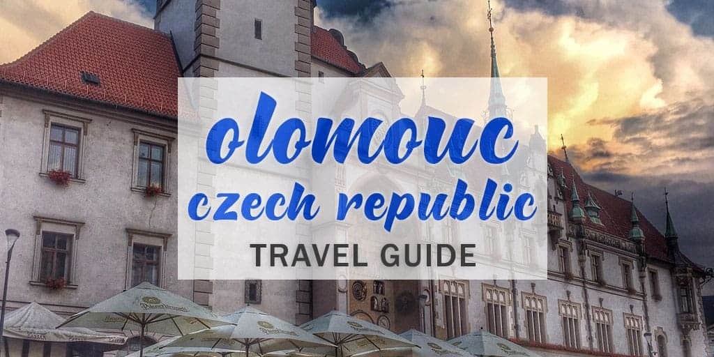 20 Things to do in Olomauc Czech Republic