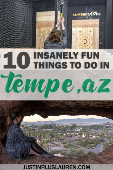 10 Insanely Fun Things to do in Tempe AZ: The Perfect Long Weekend in Tempe #Tempe #Arizona #USA #Travel #Itinerary #TravelTips