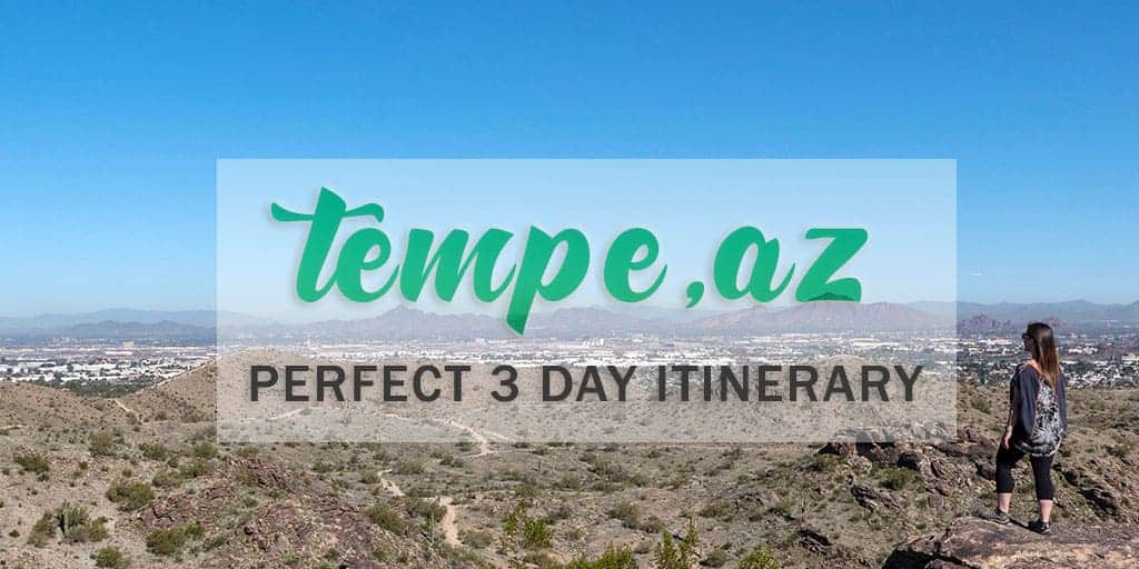 10 Insanely Fun Things to do in Tempe AZ