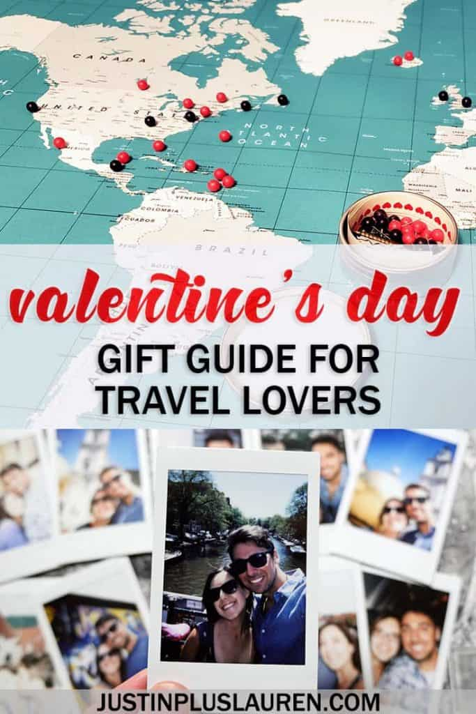 Valentine's Day Travel Gift Guide for the Travel Lover in Your Life