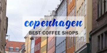 Top 5 Coffee Shops in Copenhagen