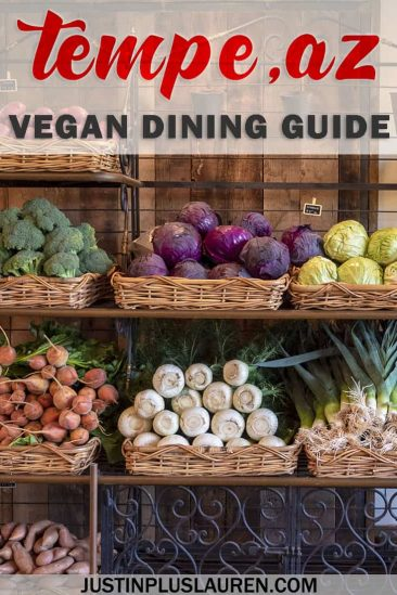 Tempe Vegan Restaurant Guide: Best Places to Find Vegan Food in Tempe AZ #Tempe #Arizona #USA #Vegan #Vegetarian #Plantbased #Restaurant #Veg
