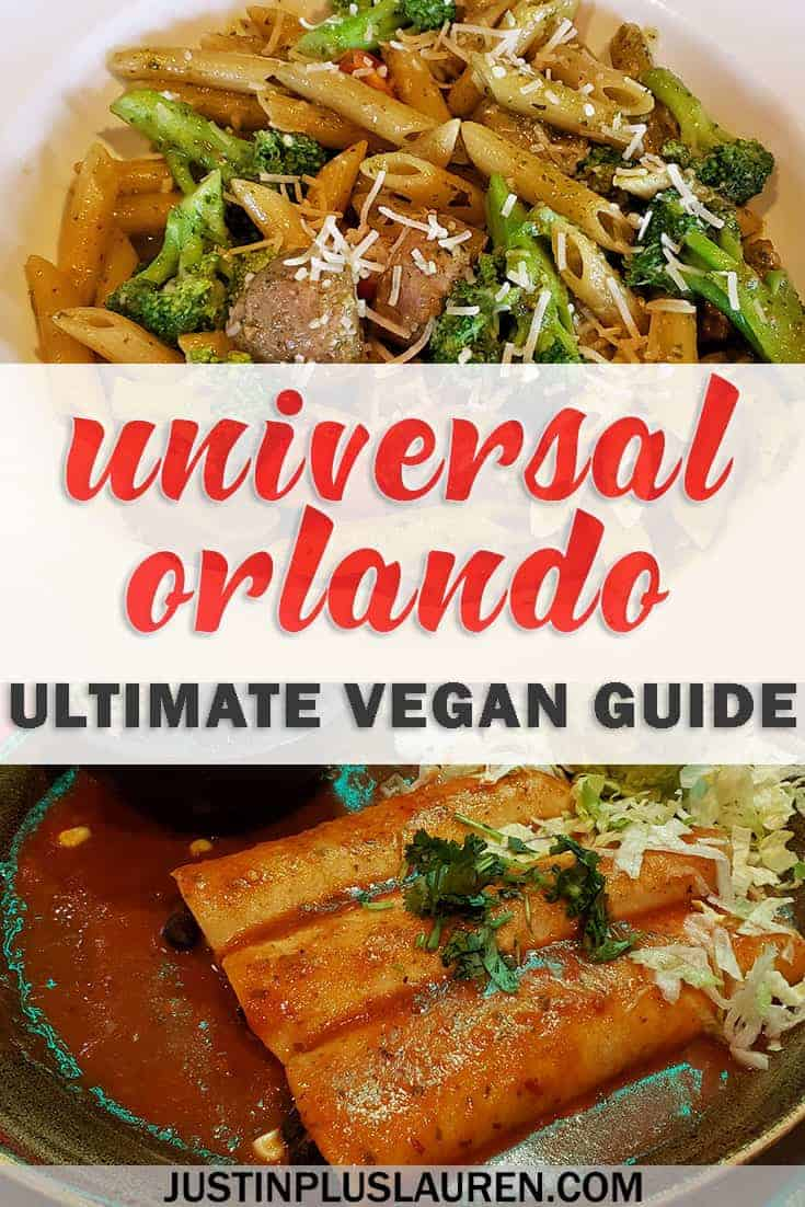 Dining Vegan At Universal Orlando Our Favorite Universal