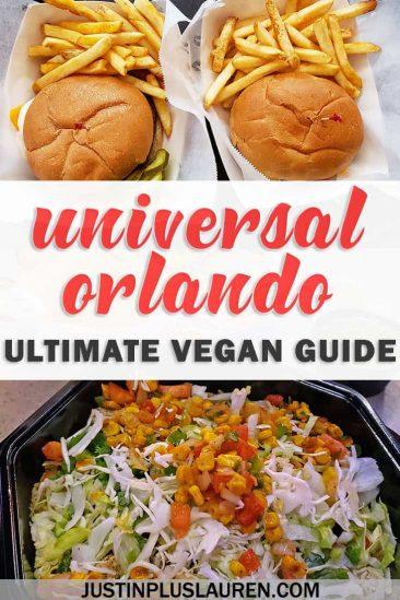 Dining Vegan at Universal Orlando: Our Favorite Universal Orlando Restaurants