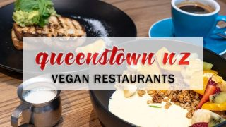 Queenstown Vegan Guide