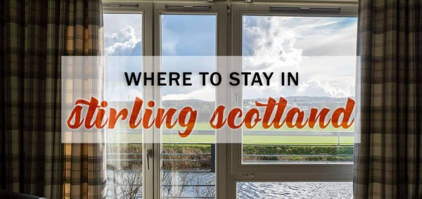 Stirling Accommodation - Stirling Luxury Apartments
