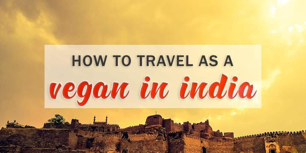 How to Travel as a Vegan in India