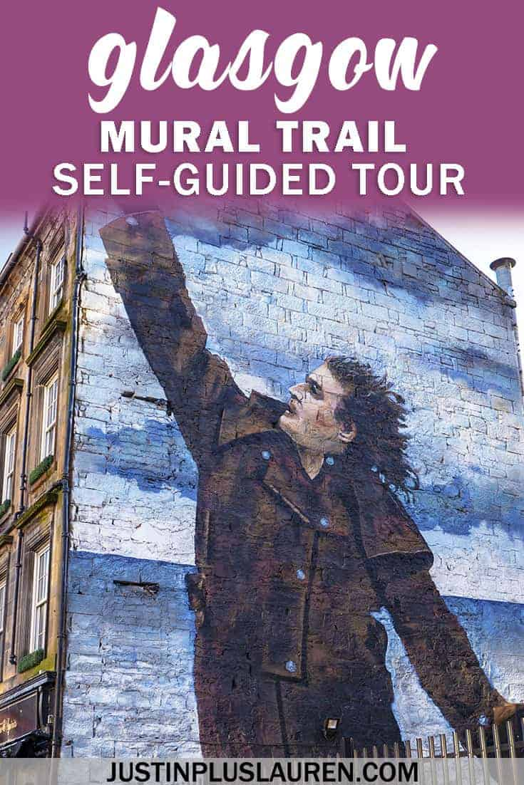 Glasgow Mural Trail: The Ultimate Guide for Street Art Lovers (Free Self-Guided Walking Tour)