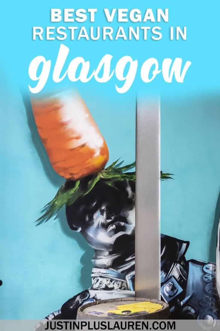 The Best Vegan Restaurants in Glasgow: A Glasgow Vegan and Vegetarian Guide