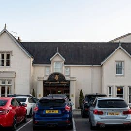 Where to stay in Inverness: The Kingsmills Hotel