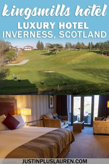 Kingsmills Hotel: Where to Stay in Inverness for a Luxurious Holiday in the Scottish Highlands #KingsmillsHotel #Inverness #Hotel #Accommodation #WhereToStay #Luxury #LuxuryTravel #Scotland #ScottishHighlands