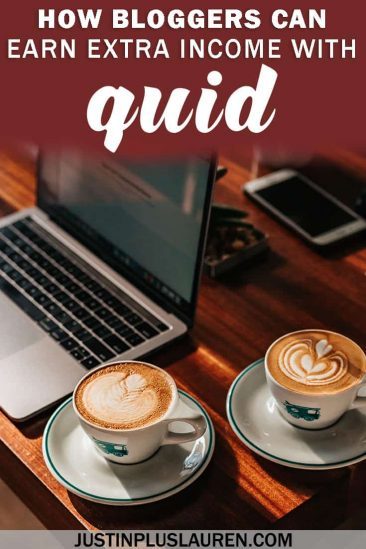 How QUID Helps Bloggers Earn Extra Income (And How You Can Help Your Blogging Friends!)