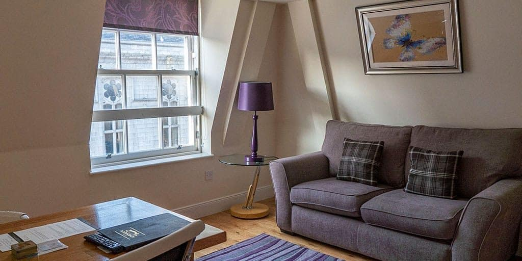 Royal Athenaeum Suites - Aberdeen Accommodation