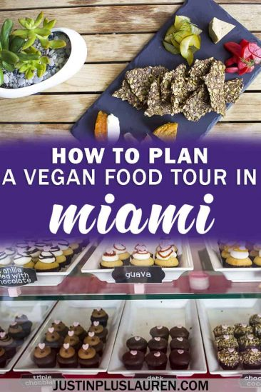 How to plan a vegan food tour in Miami - Vegan restaurants in Miami - #Miami #Florida #USA #Vegan #VeganTravel #VeganFood #Restaurants