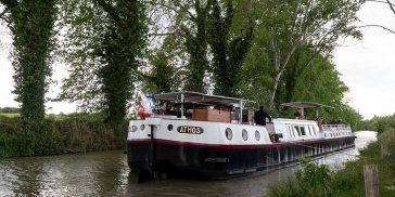Cruising the Canal du Midi aboard the Athos Barge