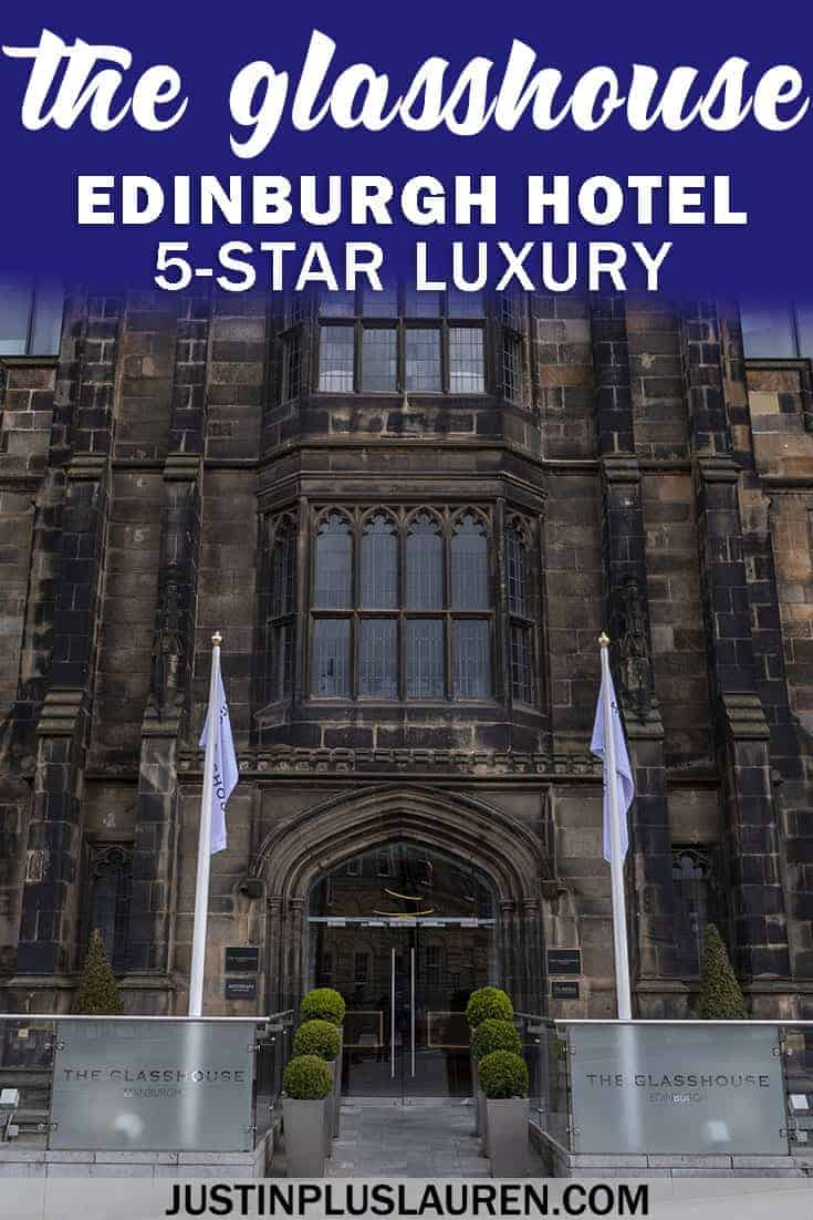 The Glasshouse Hotel: Where to Stay in Edinburgh for the Ultimate Luxurious Experience #Edinburgh #Glasshouse #Hotel #Luxury #Scotland #UK #United Kingdom #Travel