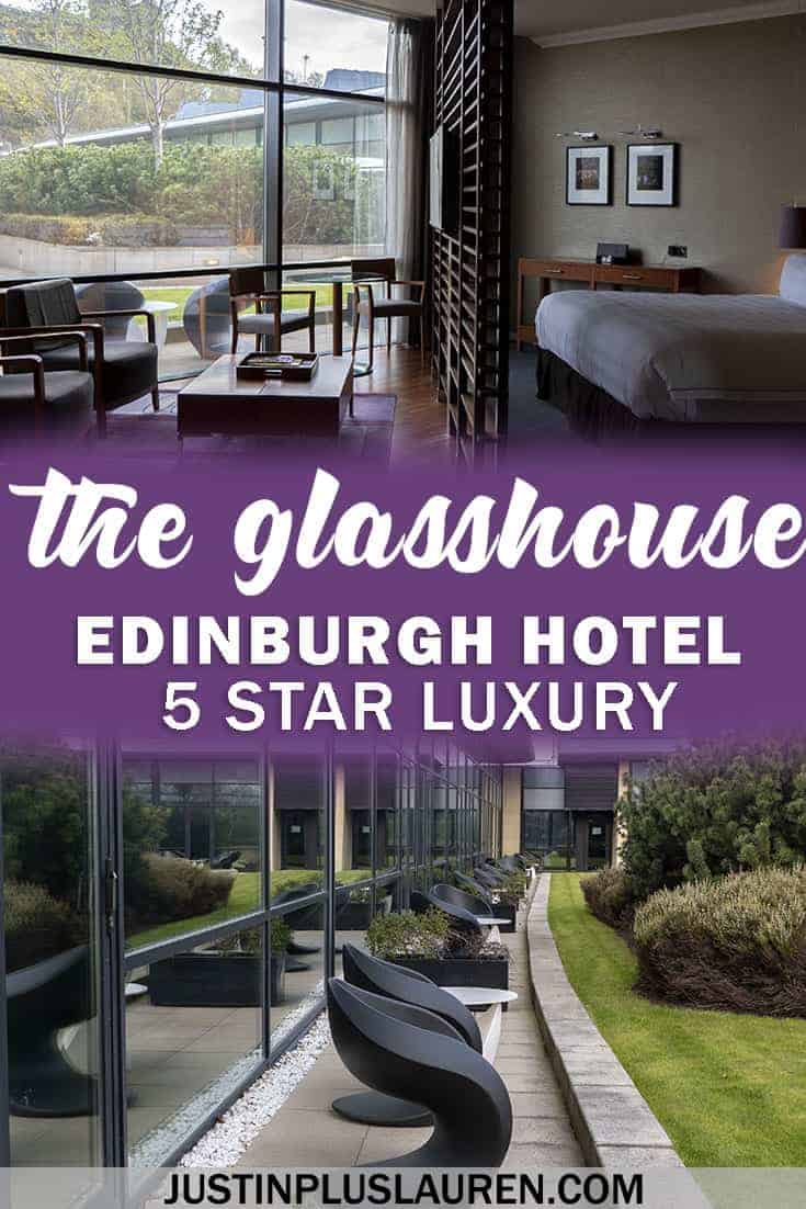 The Glasshouse Hotel: Where to Stay in Edinburgh for the Ultimate Luxurious Experience #Edinburgh #Glasshouse #Hotel #Luxury #Scotland #UK #United Kingdom #Travel