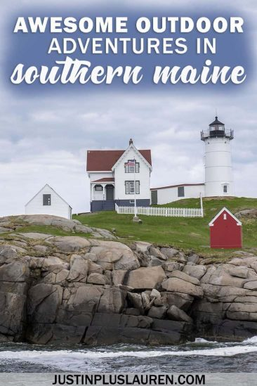 Things to Do in Southern Maine: The Best Outdoor Adventures in the Maine Beaches Region #Maine #MaineBeaches #SouthernMaine #USA #Itinerary #Travel #Adventure #Outdoors