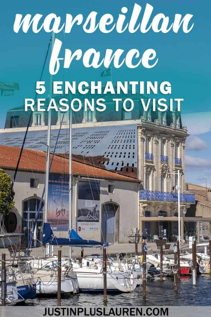 5 Enchanting Reasons to Visit Marseillan France for an Incredible Day #Marseillan #France #SouthofFrance #SouthernFrance #Travel