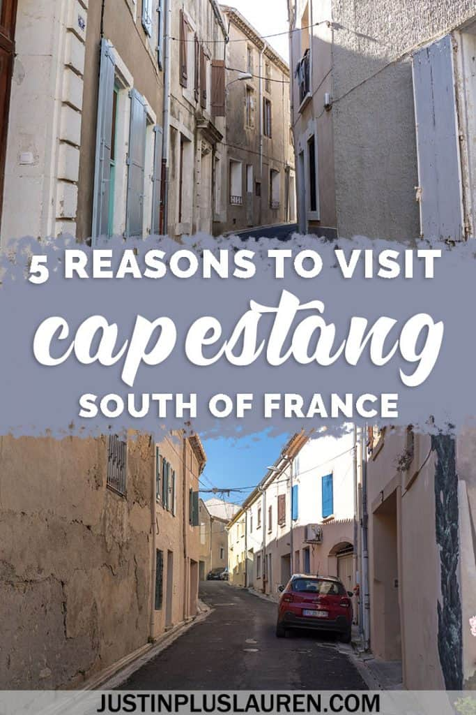 Capestang France: 5 Amazing Reasons to Visit this Delightful Village on the Canal du Midi #Capestang #France #Travel #SouthofFrance #CanalduMidi #Medieval #Village