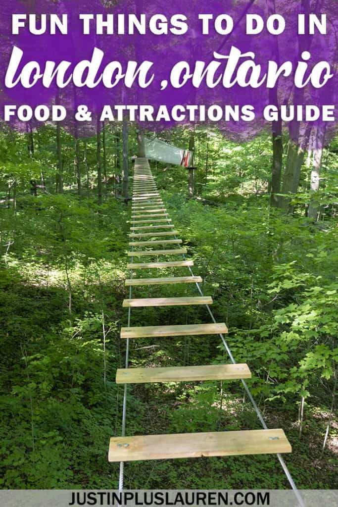 Fun Things to Do in London Ontario: Guide to the Best Food, Drink and Attractions #London #Ontario #Canada #Travel #Food #Drink #Attractions #TravelGuide #Itinerary