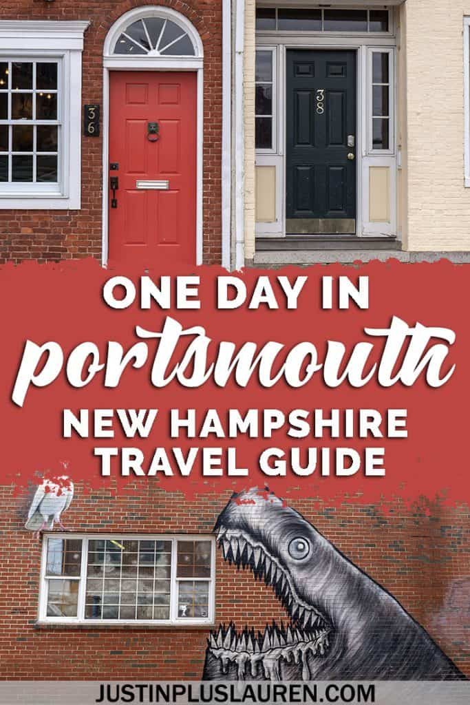 What to See in Downtown Portsmouth NH: The Best Things to Do in Portsmouth New Hampshire #Travel #Portsmouth #NewHampshire #USA #Itinerary