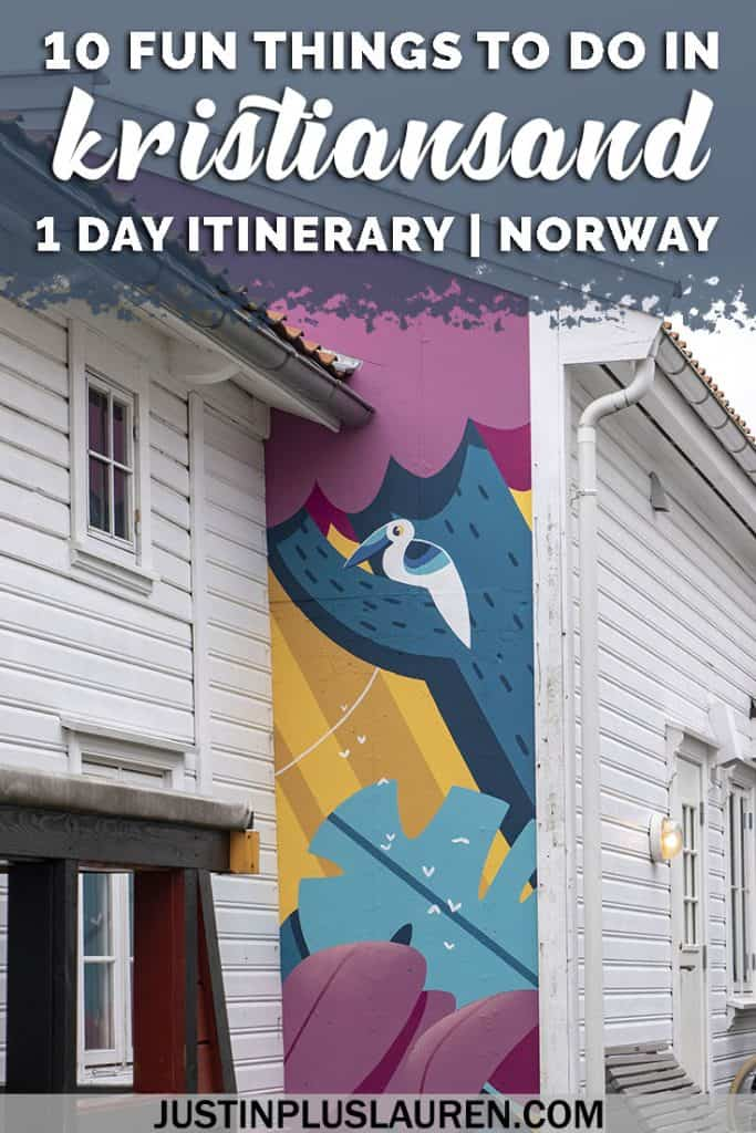 10 Amazing Things to Do in Kristiansand Norway: How to Spend a Memorable Day in the Port of Kristiansand #Norway #Kristiansand #Travel #Cruise #Itinerary