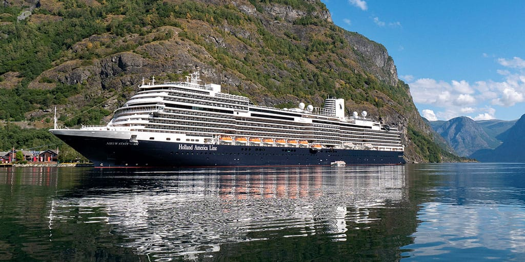 Norwegian Fjords Cruise on Nieuw Statendam, Holland America Line