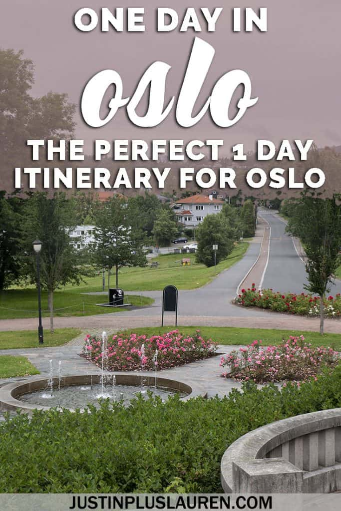 One Day in Oslo: The Best Things to Do in Oslo in a Day from a Cruise Ship #Oslo #Norway #Travel #1Day #Itinerary #Cruise #Tour #Excursion