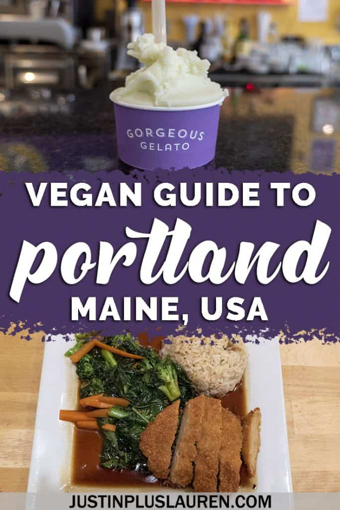 Vegan Portland Maine Dining Guide: The Best Vegan Restaurants in Portland Maine #Vegan #Portland #Maine #USA #Restaurants #Travel #Food