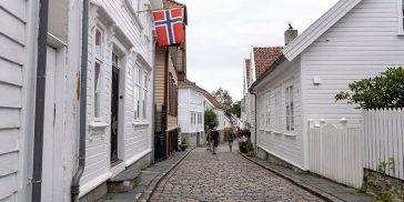 Top Things to Do in Stavanger Norway: An Amazing Self Guided Walking Tour of Stavanger (Map Included!)