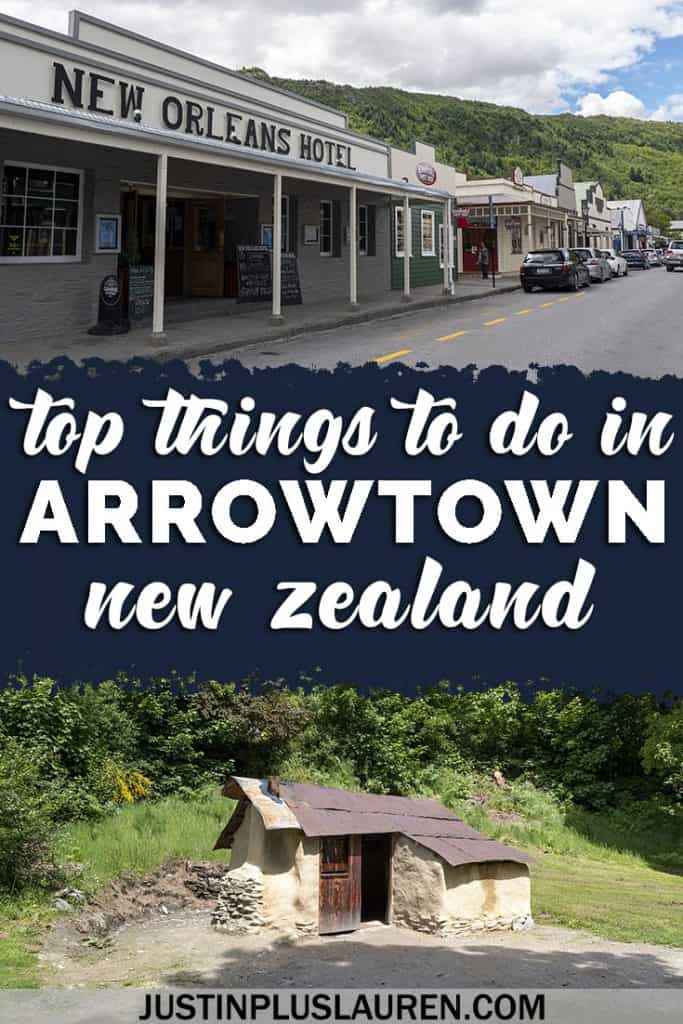 Top things to do in Arrowtown New Zealand #Arrowtown #NewZealand #Travel #Itinerary #TravelPlans