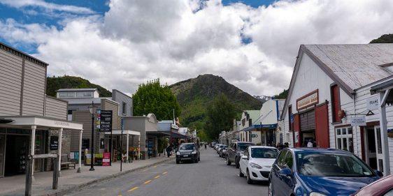 Arrowtown New Zealand