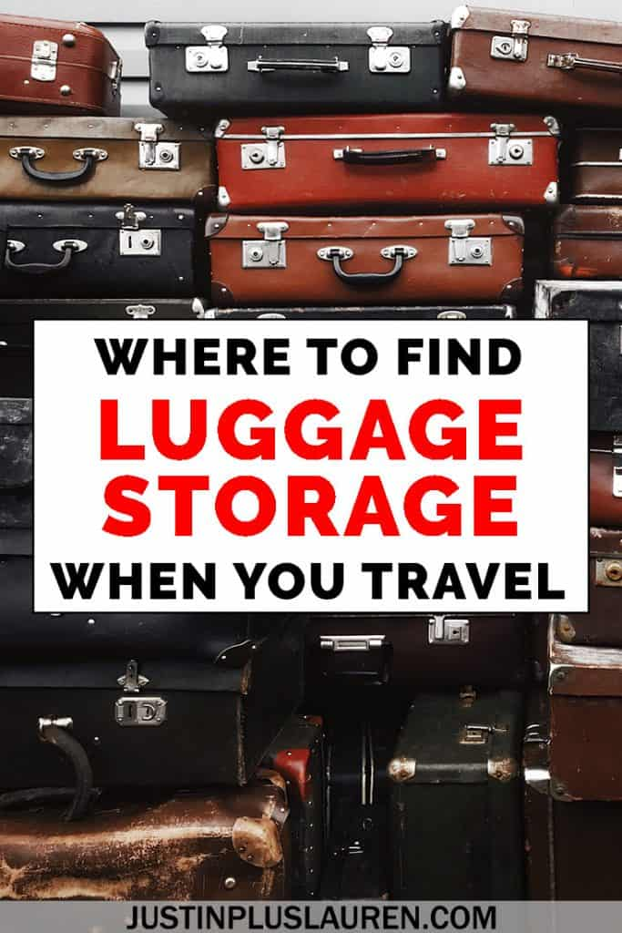 The Airbnb of Luggage Storage: This Company Helps You Find Where To Store Luggage While Traveling