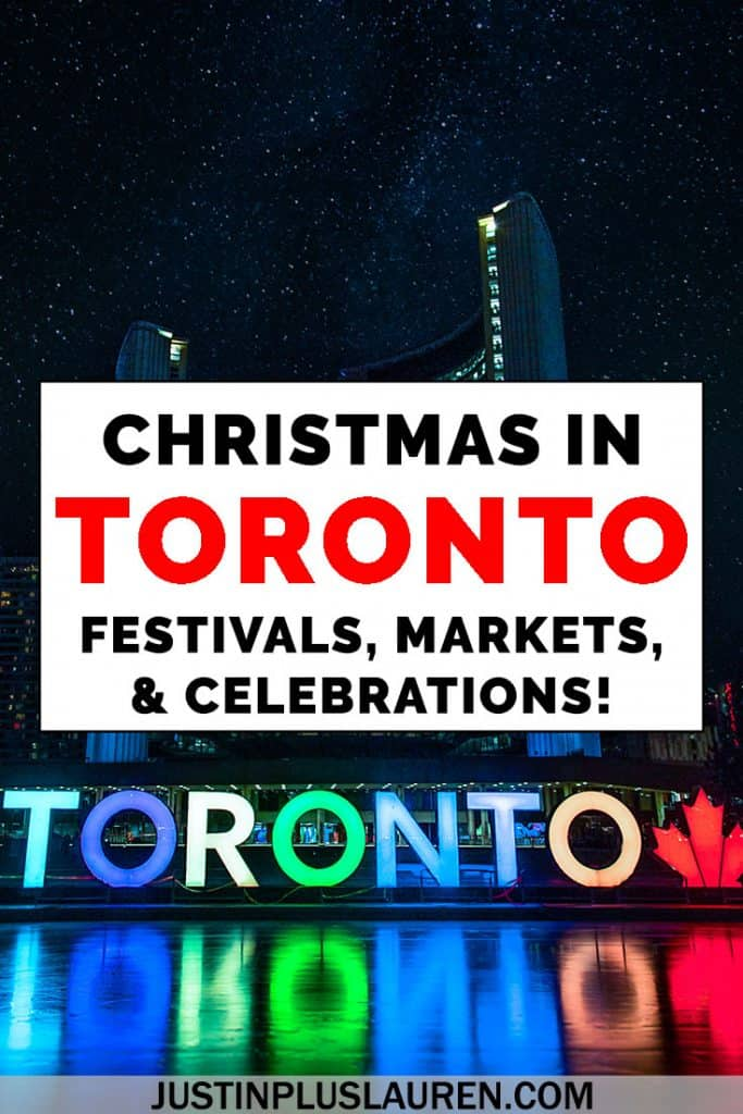 Christmas in Toronto: The Best Toronto Christmas Events for Bright and Bustling Celebrations