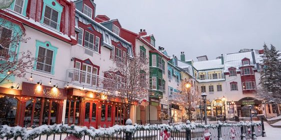 Mont Tremblant Winter