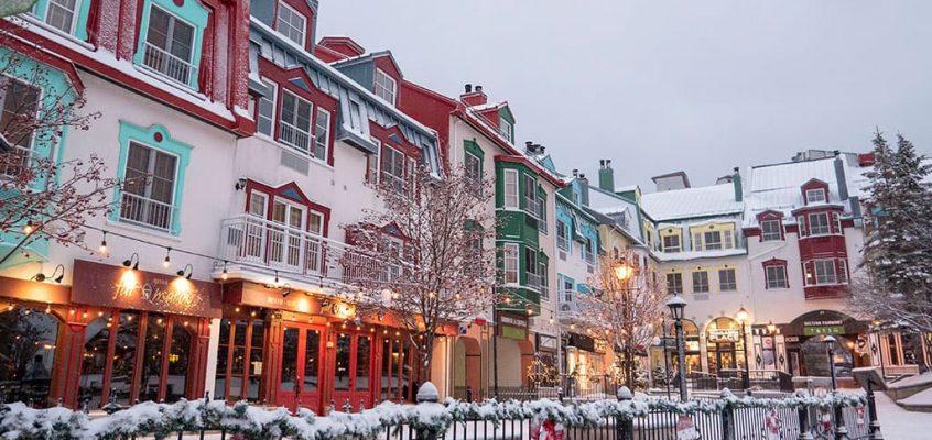 Mont Tremblant Winter