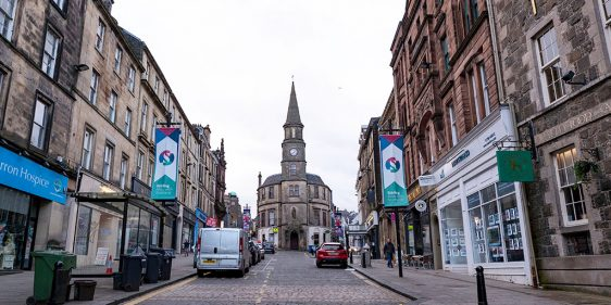 Things to do in Stirling Scotland