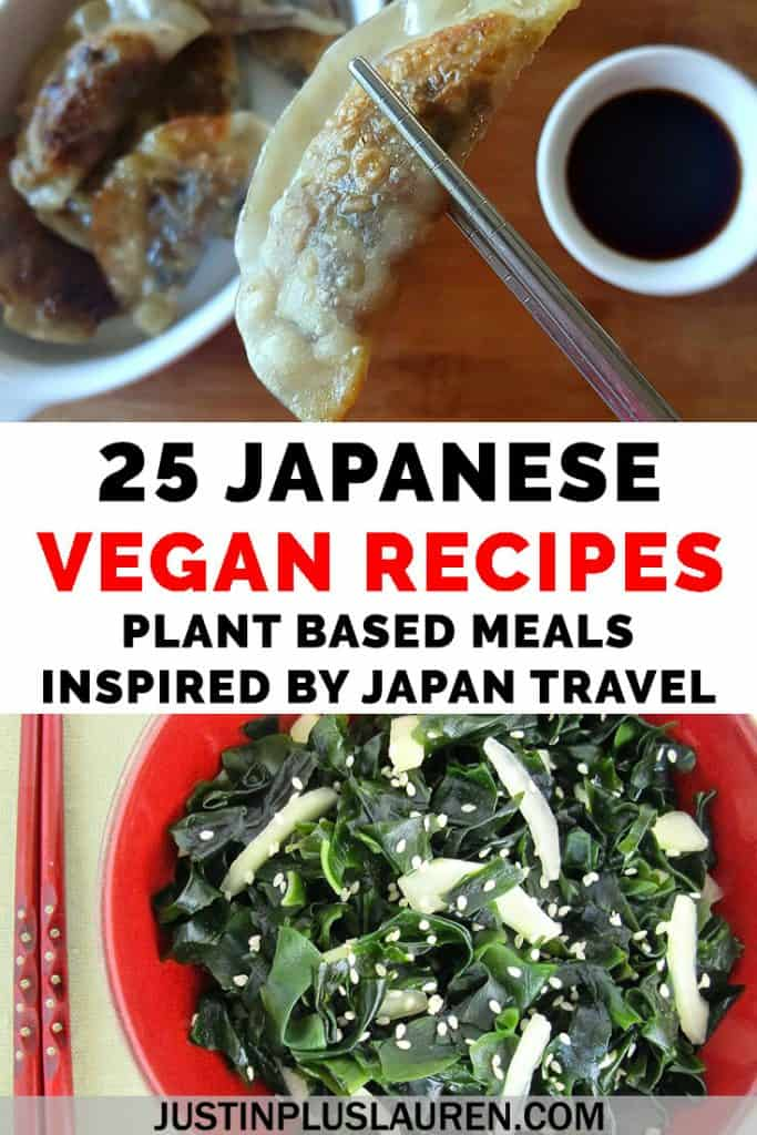 25 Vegan Japanese Recipes The Best Vegan Meals Inspired By Japanese Cuisine