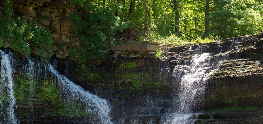 Bruce Trail Hike 10 - Balls Falls