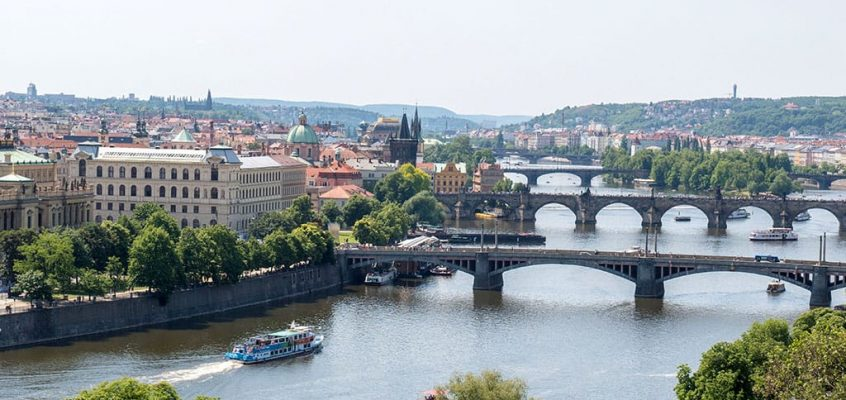 Prague in 3 days itinerary